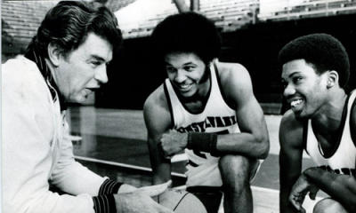 Chuck Daly was in his first year at Penn when the program hit the 1,000-win milestone.