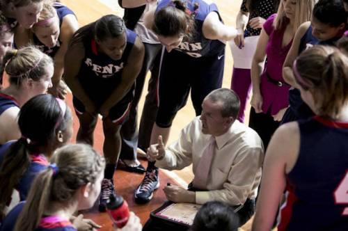 Penn women's hoops