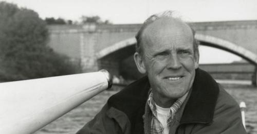 Parker was widely considered the country's premier rowing coach